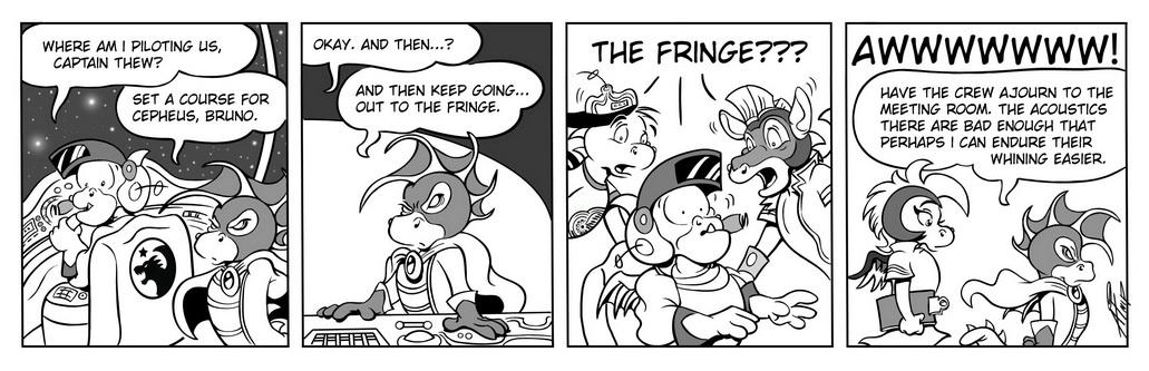 #33 The Fringe