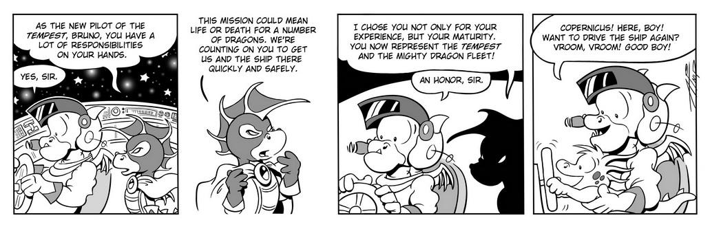 #40 Pilot Responsibilities