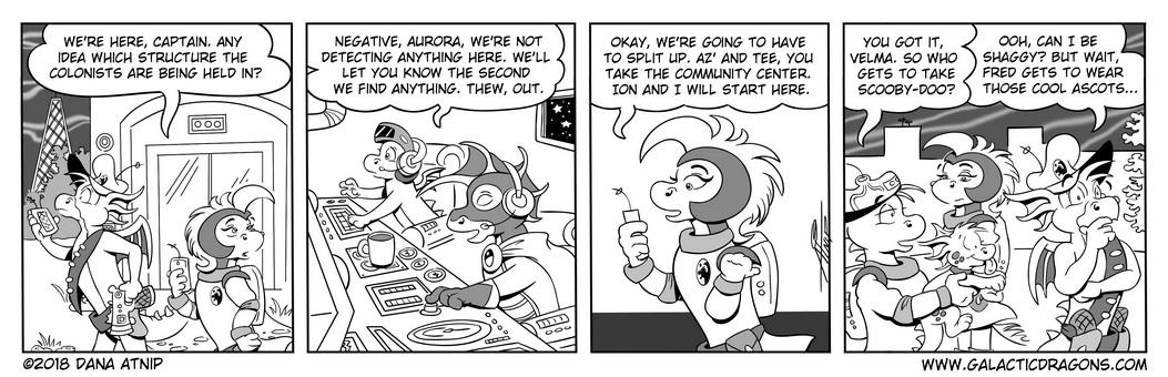 #145 Mystery, Inc.